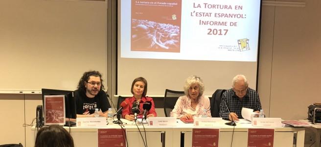 Presentación informe de la Coordinadora para la prevención de la tortura