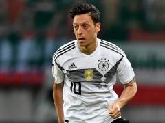 Ozil deja la selección de Alemania por las críticas tras su foto con Erdogan