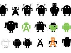 El curioso origen de Andy, el logo de Android