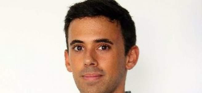 Ibon Uría, periodista de '20minutos'.