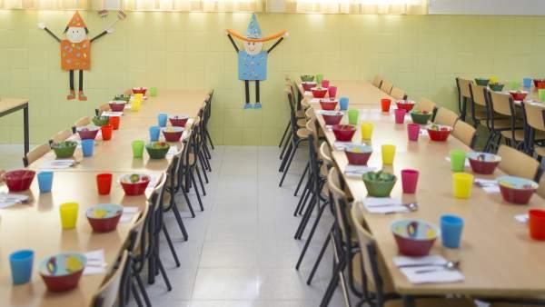 Escuela de primaria.