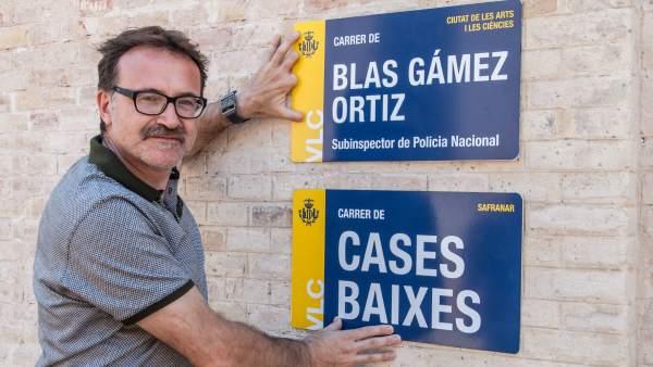 València rediseña las placas de sus calles