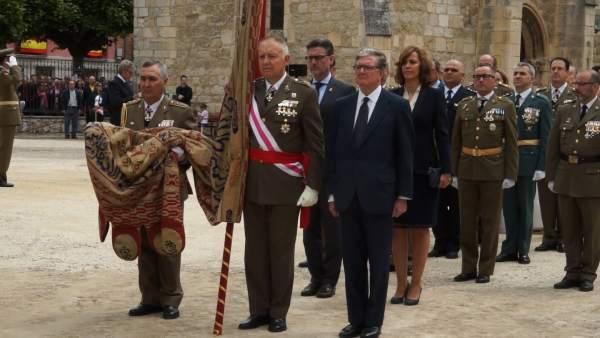 Celebración de 'El Curpillos' en Burgos.
