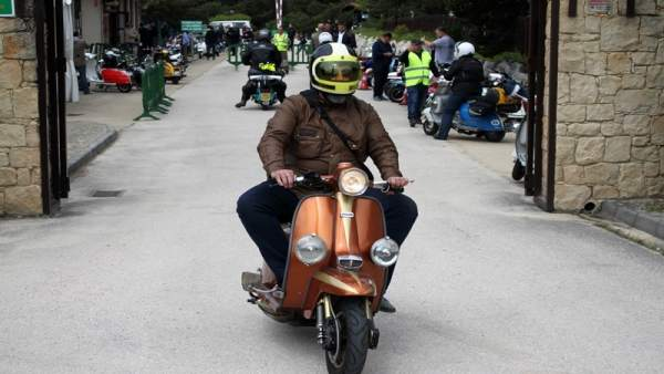 Concentración Eurolambretta Jamboree Spain 2018. 8-6-2018