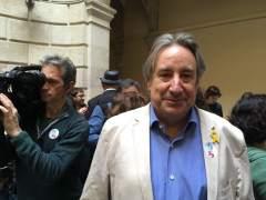 El concejal de ERC en Barcelona Juanjo Puigcorbé