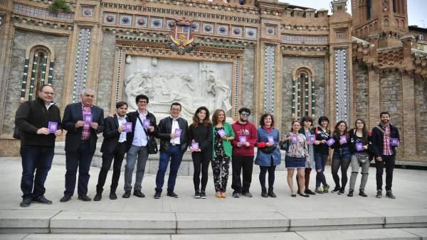 Inicio del 'Mil Festival' en la Comarca de Teruel