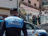 Explosión de gas en Las Palmas