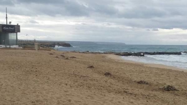 Playa Palma.