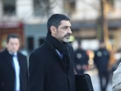 Trapero y los Mossos rechazan el homenaje que les preparan independentistas para el 17-A