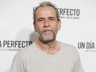 El actor Willy Toledo.