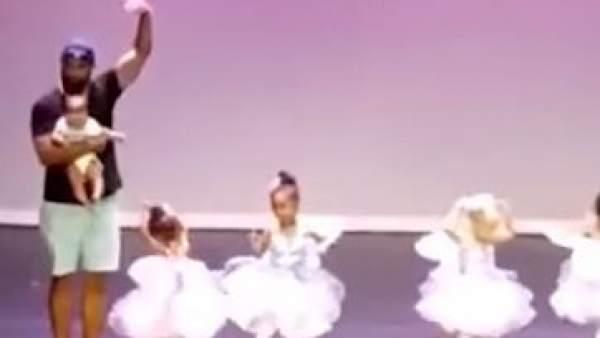 Padre bailarín