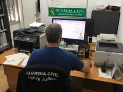 Guardia Civil Pontevedra