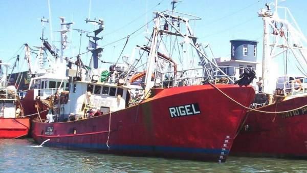 Buque pesquero Rigel