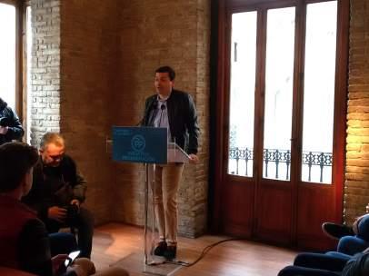 José Luis Bayo anuncia su candidatura a las primarias del PPCV