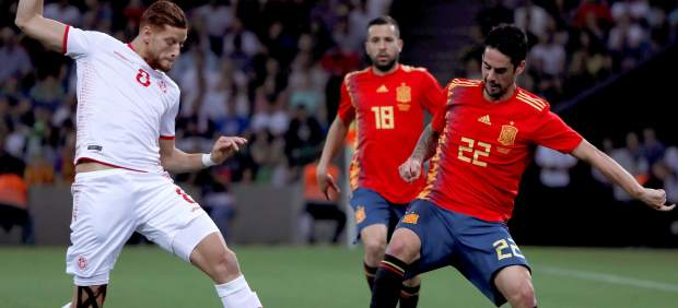 España-Túnez