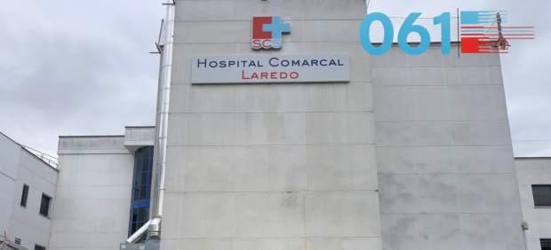 Un bebé cae de un tercer piso en Gama