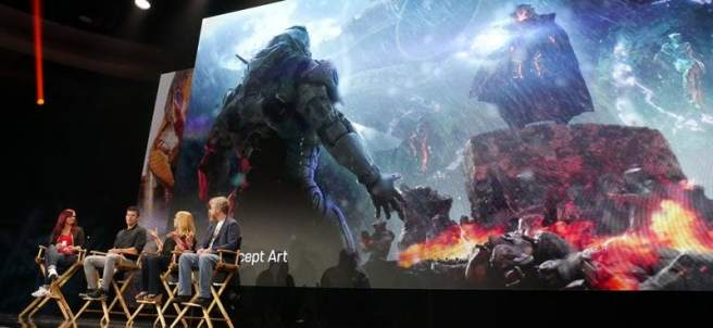 'Anthem', de Electronic Arts