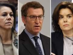 Sucesión de Rajoy: llega la hora de la verdad para los candidatos de peso