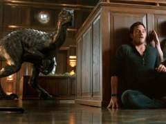 'Jurassic World: El reino caído' arrasa en EE UU