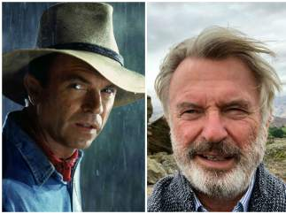 Los actores de 'Jurassic Park', 25 años después