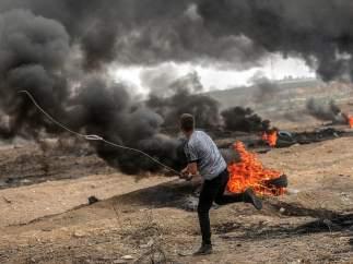 Las condiciones sanitarias en Palestina