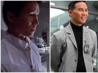 BD Wong (Henry Wu)