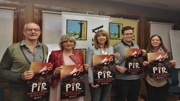 Presentación del PIR 2018.