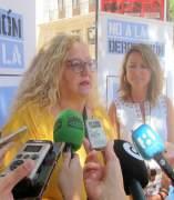 MARIA DEL MAR BERMÚDEZ, MARE DE SANDRA PALO