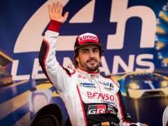 Alonso, contento con la experiencia de correr por la noche en Le Mans