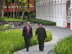 Cumbre histórica entre EE UU y Corea del Norte