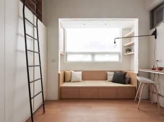 Un apartamento de 22 metros