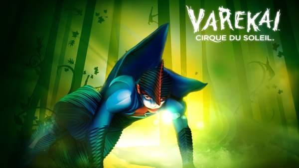 'Varekai De El Circo Del Sol