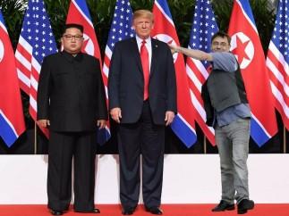 Cumbre Donald Trump y Kim Jong-un