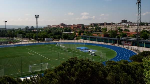 Polideportivo de Vicálvaro