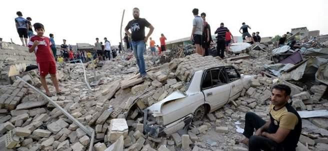 Explosión en Ciudad Sadr, Bagdad