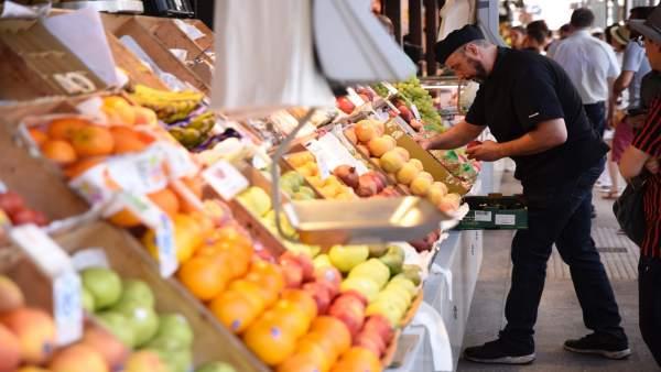 El IPC crece el 0,9% en mayo en Aragón