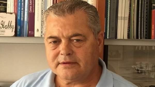Joaquín Gómez Gómez, portavoz municipal del PSOE