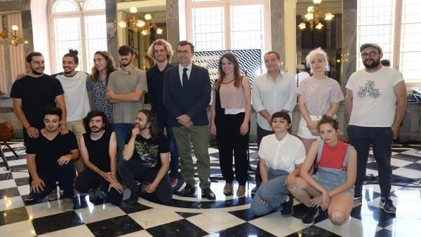 La nueva hornada del pop-rock murciano medirá su talento en el CreaMurcia