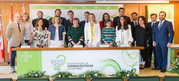Nueva Junta Directiva Colegio Farmacéuticos