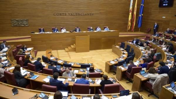 Les Corts inicien la tramitació per a modificar la llei d'expresidents