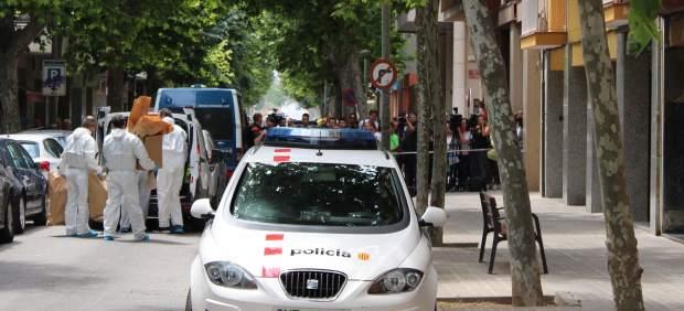 Investigación por la muerte de una menor en Vilanova i la Geltrú