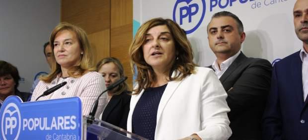María José Sáenz de Buruaga y su Ejecutiva