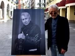 José Sacristán, premio Luis Buñuel del festival de cine de Huesca.