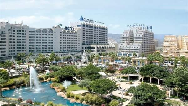 Imagen de archivo del complejo de Marina d'Or