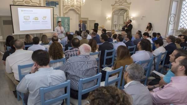 Presentación de las 'startups' en Netin Club