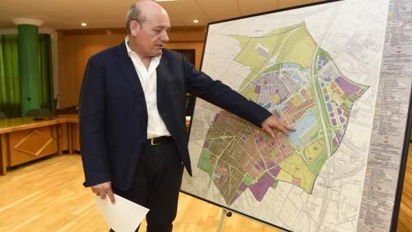 Alcalde de Armilla, Gerardo Sánchez