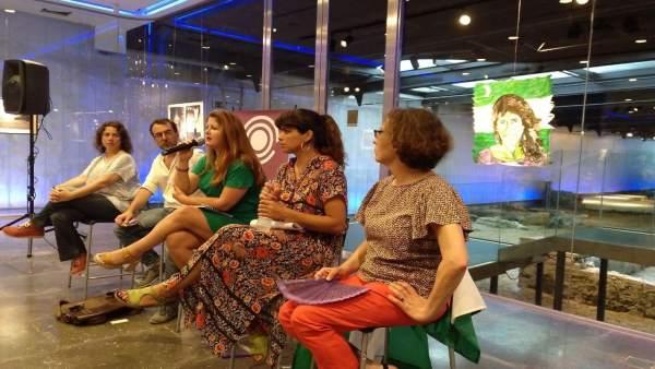 Acto central de la campaña de Podemos Tranformar Sevilla