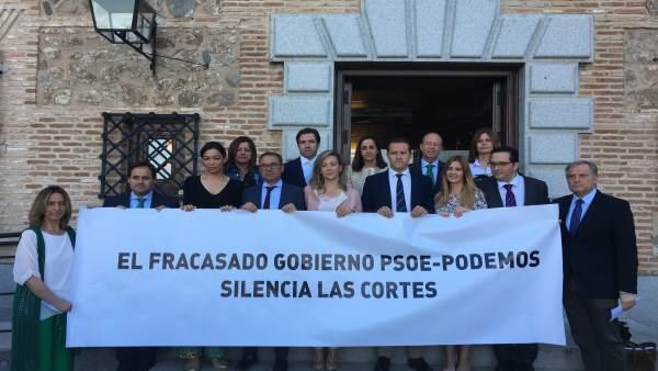 PP en las Cortes