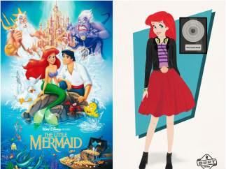 Las profesiones de las princesas Disney