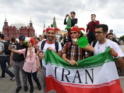 Aficionados de Irán
